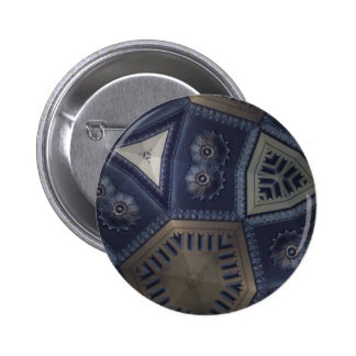 Smart sophisticated Design 2 Inch Round Button