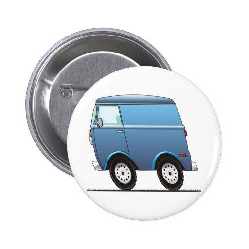 Smart Van Blue Pin