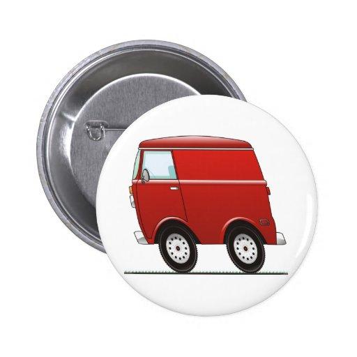 Smart Van Red Pins