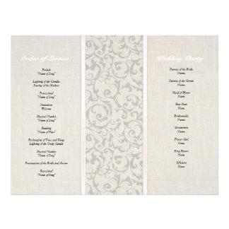 SmartElegance Grey Wedding collection Custom Flyer