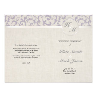 SmartElegance lavender Wedding Collection Flyer