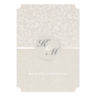 SmartElegance Natural Wedding Collection Card