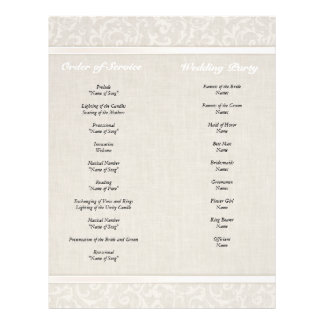 SmartElegance Natural Wedding Collection Flyer