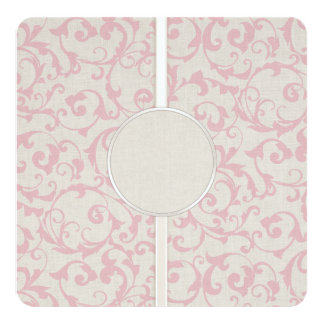 SmartElegance Pink Wedding Collection Card