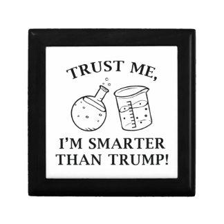 Smarter Than Trump Gift Box