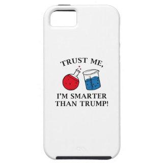 Smarter Than Trump iPhone 5 Case