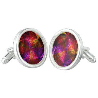 Smartie-Nebula Cufflinks