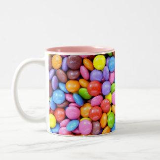 Smarties Background Mugs