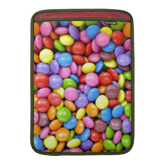 Smarties Background Sleeve For MacBook Air