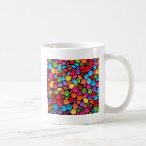 Smarties Multicoloured Sweets Mug