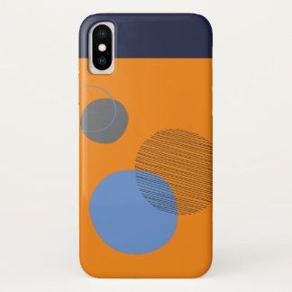 Smartphone Case in Asymmetric Circle