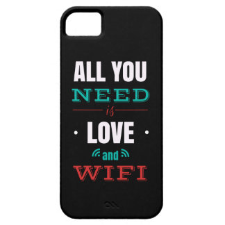 """Smartphone Case """"universe you need is love and"""