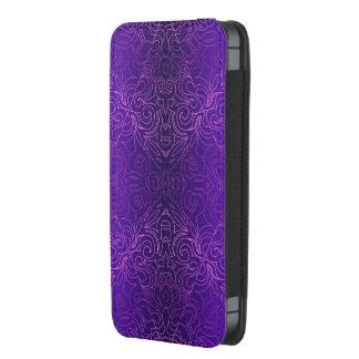 Smartphone Pouch iPhone 5s Floral Abstract Damasks