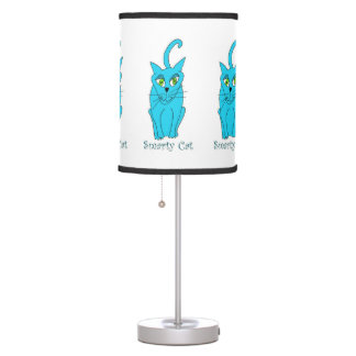 Smarty Cat Up In Lights Lamp