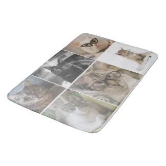 Smarty Cats Bath Mat