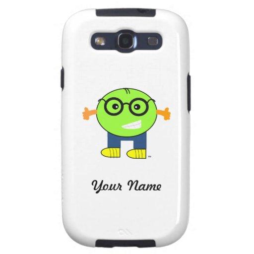 Smarty Cy Samsung Galaxy SIII Cases
