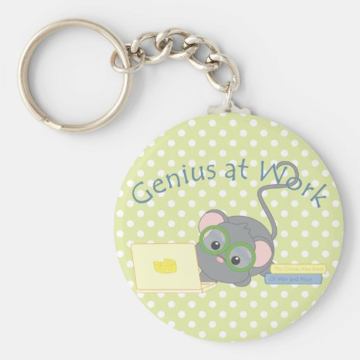 Smarty Mouse Key Chains