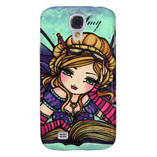 Smarty Pants Bookworm Librarian Fairy Fantasy Art