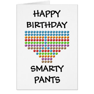 smarty pants greeting cards