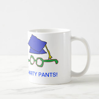 Smarty Pants Graduation MUG