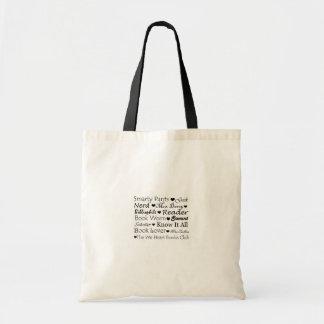 Smarty Pants Grocery Bag