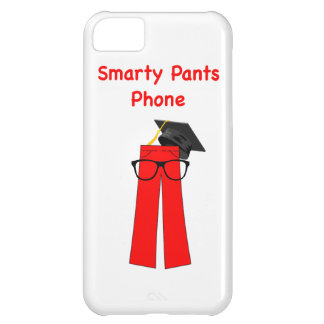 Smarty Pants Phone !!! iPhone 5C Covers