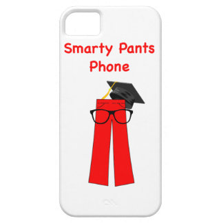 Smarty Pants Phone !!! iPhone 5 Covers