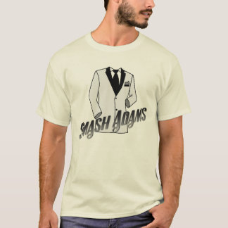 Smash Adams Secret Agent T-Shirt
