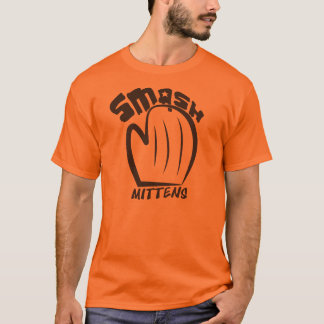 Smash Mittens Volleyball T-Shirt