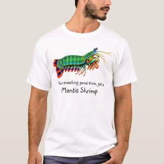Smashing Good Time Mantis Shrimp T-Shirt