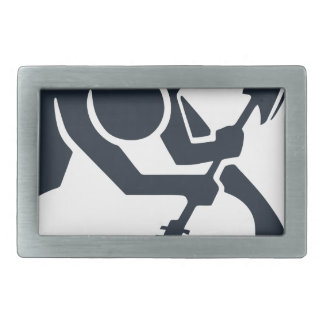 Smashing Guitar Rectangular Belt Buckles