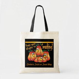 Smashing Pumpkins Trick or Treat Bag