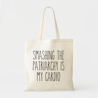 Smashing the Patriarchy Feminist Tote