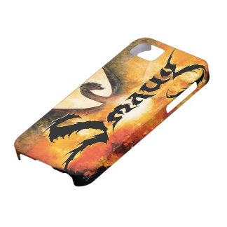 SMAUG™ Over Laketown iPhone 5 Cases
