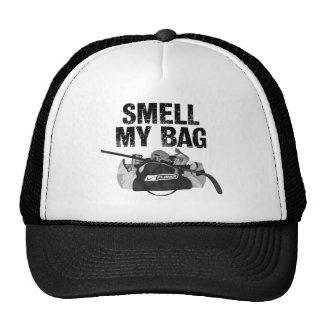 Smell My Bag (Hockey Stench) Trucker Hat