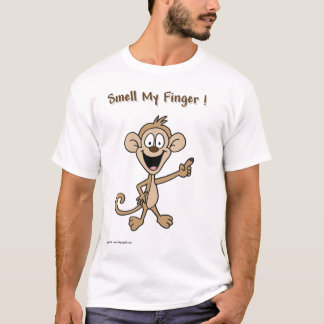 Smell My Finger! T-Shirt