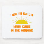 Smell of Math Class in the Morning