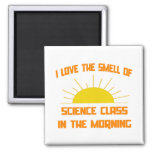 Smell of Science Class in the Morning