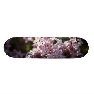 Smell That Lilac Custom Skateboard