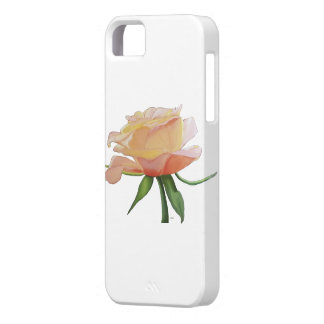 Smelling the Rose IPhone 5 Cover