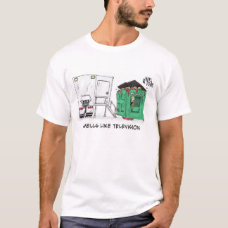 Smells Like Television T-Shirt