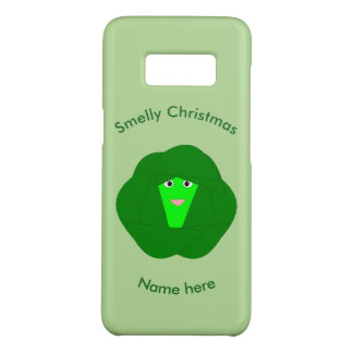 Smelly Christmas Brussels Sprout Samsung Case