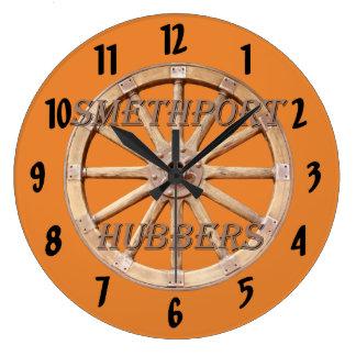 Smethport Hubber Fan Clock