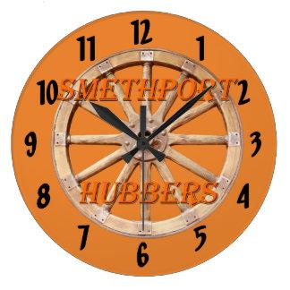 Smethport Hubber Fan Clock 2