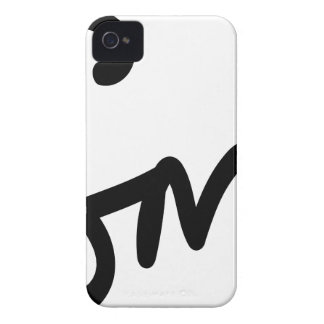 [smh] Logo iPhone 4 Case-Mate Case