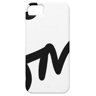 [smh] Logo iPhone 5 Cover