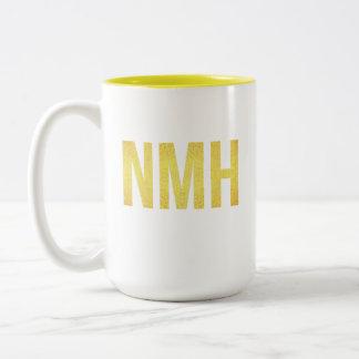 SMH / NMH Two-Tone COFFEE MUG
