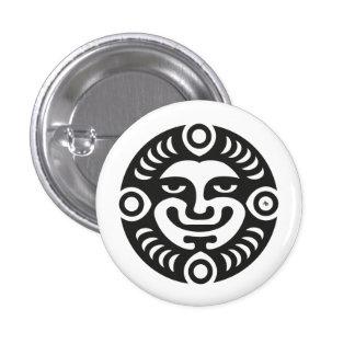 Smile 1 Inch Round Button