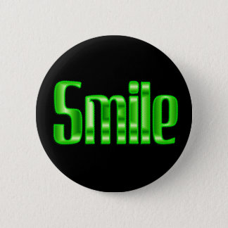 smile 2 inch round button