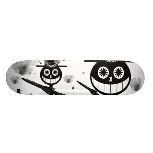 Smile and Nod Skate Board Deck